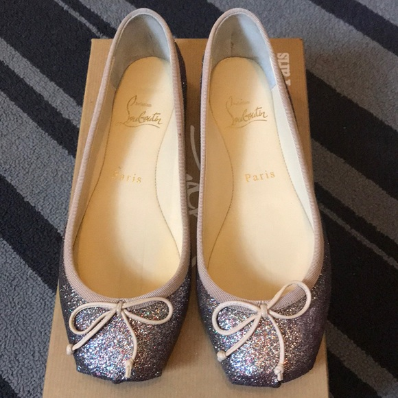 8ee9e0155d80 Christian Louboutin Shoes - Christian Louboutin Rosella Flats